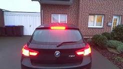 LED Blinker BMW 1er F20 LCI 2 (LED Blinker, Bremsleuchte & Rückfahrlicht)