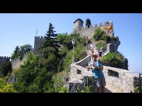 Italienrundreise 2015: 4. Station San Marino