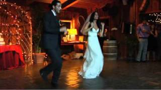 Awesome First Wedding Dance - Chad and Shawna
