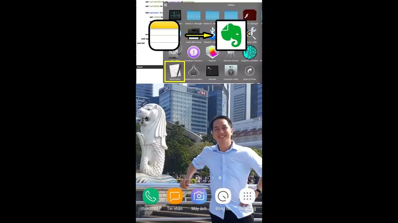 EverNote Sổ tay ghi chú online Sổ tay thông minh 4.0 | Chiến Phạm