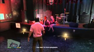Grand Theft Auto 5 GTA Vice City Love Fist Bassist Willy Character Easter Egg GTA V