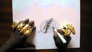 König Bansah | Royal signature