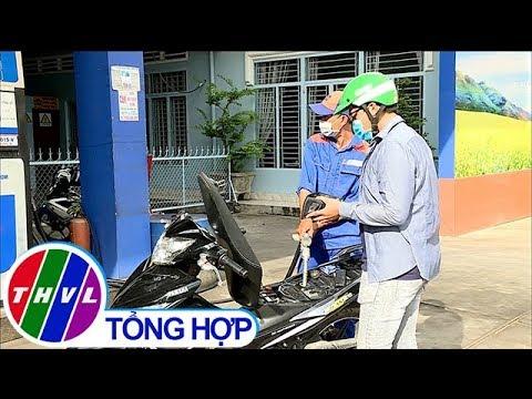 THVL | Giá xăng -  dầu giảm từ 15 giờ chiều 16/8