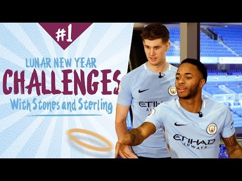 STONES & STERLING TAKE ON THE HOOPS | Lunar New Year Challenge 1