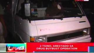 NTL: 2 Tsino, arestado sa Drug Buybust Operation