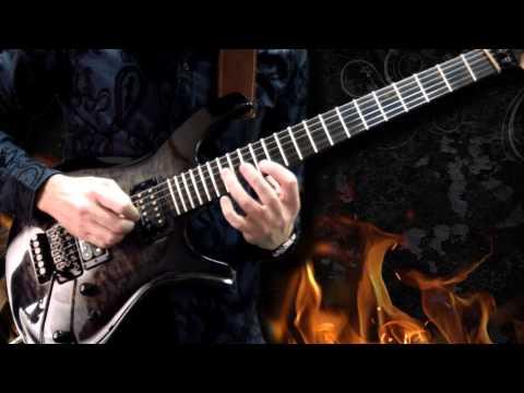 Dan Mumm - Vivaldi Concerto in Am - Classical Masterpieces for Metal Guitar