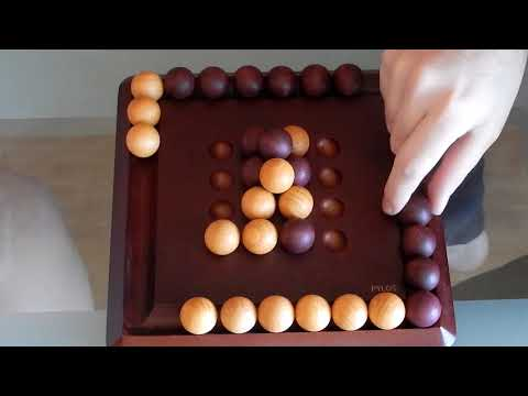 Pylos (Pyraos): Gameplay (Standard Rules) - EG