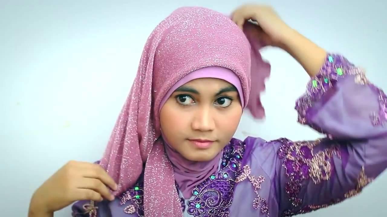 Hijab Tutorial For Graduation Day   Hijab Tutorial Style ...