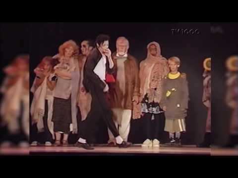 Michael Jackson - Earth Song - Live Gothenburg 1997 - HD