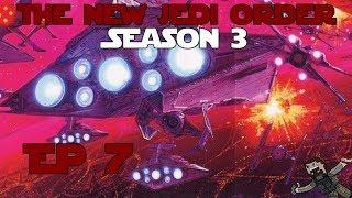 Star Wars Empire at War - The New jedi Order 0.7 (New Republic) Ep 7