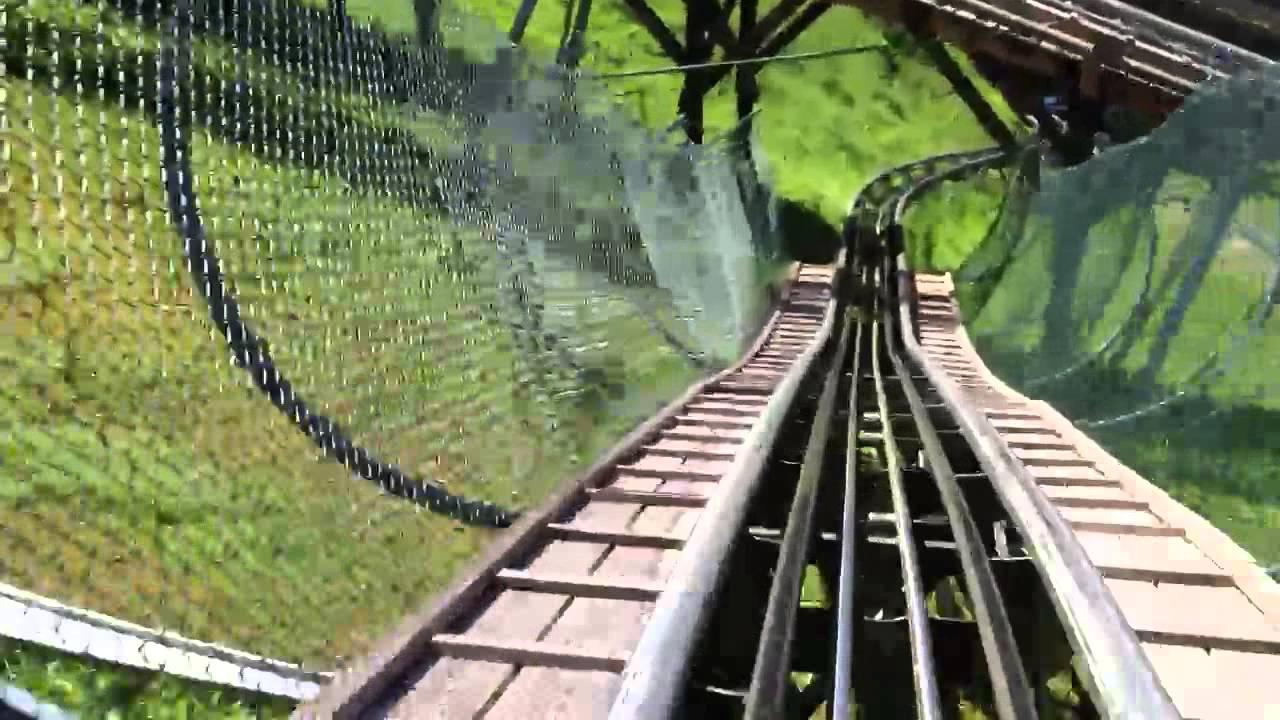 sommerrodelbahn pottenstein