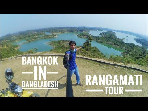 Bangkok In Bangladesh - Rangamati Tour - Xiaomi Yi