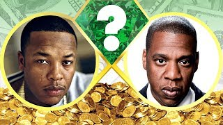 whos richer? dr dre or jay z? net worth revealed 2017