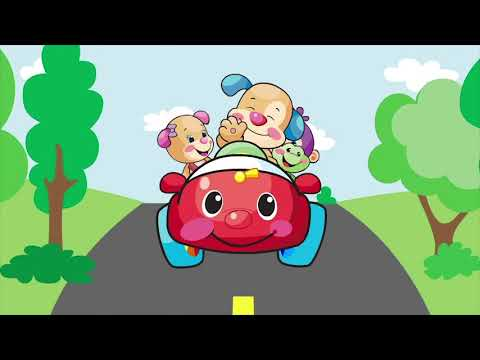 Laugh And Learn With Fisher Price - If You're Happy And You Know It | Kids Cartoons | ABCs And 123s