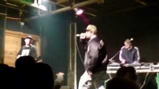 SPASMO LIVE @LUGANO feat. Dj PALLA, AGO & TJP