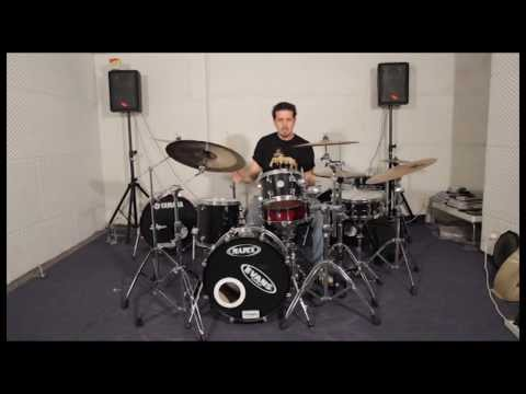 How to play latin - Giorgio Di Tullio | The DrumHouse