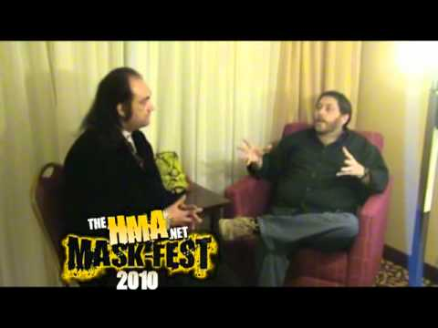MASKFEST Dr Lady's Interview with PAUL CLEMENS.mpg