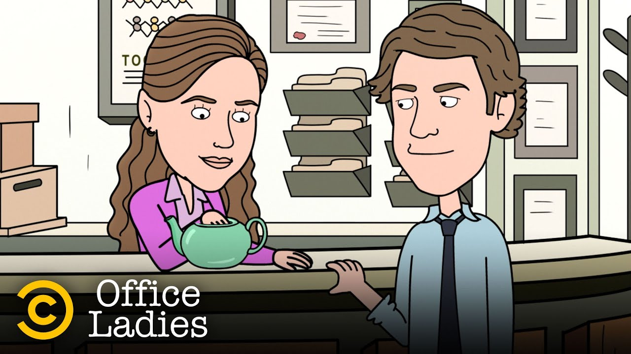 What Was in Jim's Teapot Note? - Office Ladies
