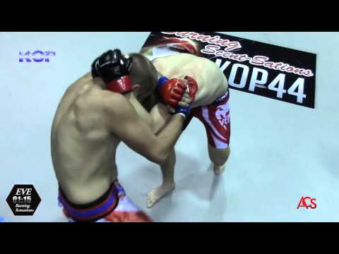 """Knockout Promotions"" 44 Matt Sova vs Zach Mendham"