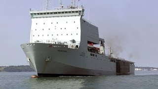 Come On Board The Royal Navy