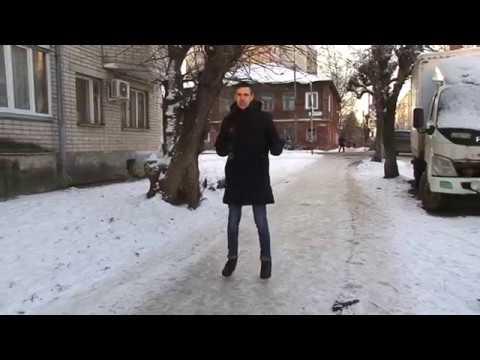 Корреспондент «РЕН ТВ – Киров» встал на коньки: по-другому на улицах - никак