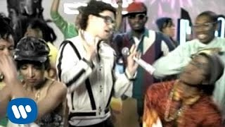 Gnarls Barkley - Run (I'm A Natural Disaster) [Official Video]