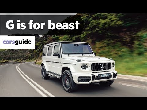 Mercedes-AMG G63 2019 Review