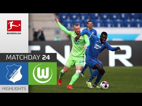 Hoffenheim Wolfsburg Goals And Highlights