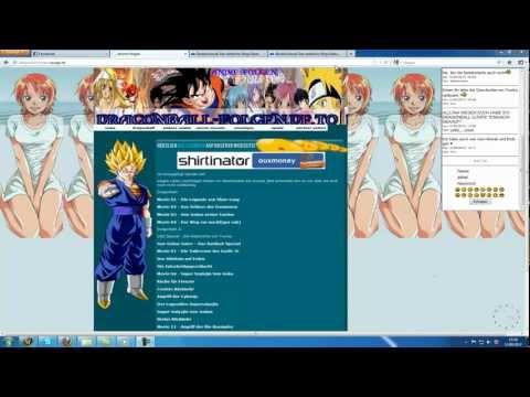 Dragonball (Z Kai GT) Online schauen und weitere Animes Seite geht nicht ...