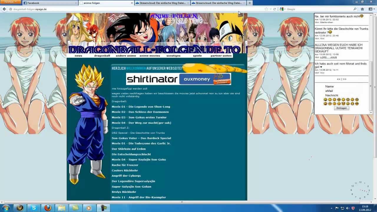 Dragonball Gt Online Schauen