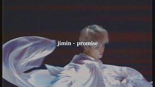 jimin - promise (slowed down)༄