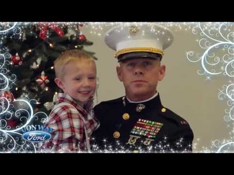 Toys for Tots Drive in Columbia SC | Conway Ford Near Columbia SC
