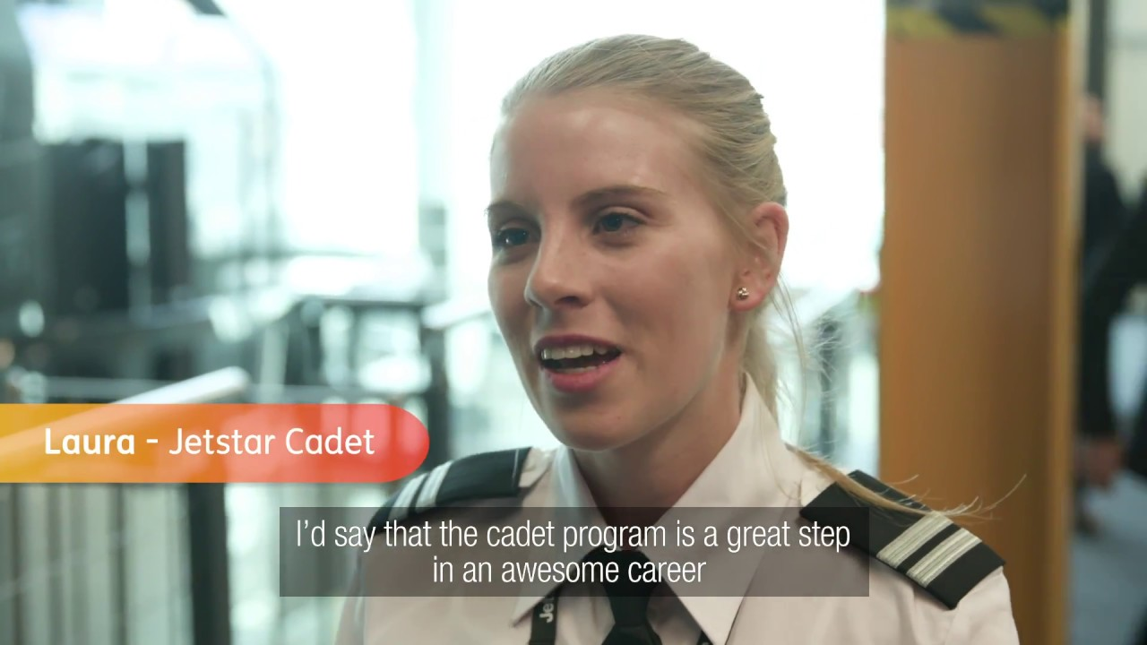 Cadetship Program | Jetstar