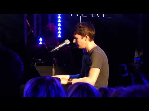James Blunt - Face The Sun (NEW SONG) - live Reeperbahn Festival Hamburg 2013