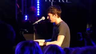 James Blunt - Face The Sun (NEW SONG) - live Reeperbahn Festival Hamburg 2013