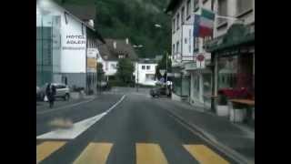 Interactive video of Liechtenstein, Vaduz