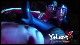 Yakuza 6 The Song of Life: Stardust Women's Host Club