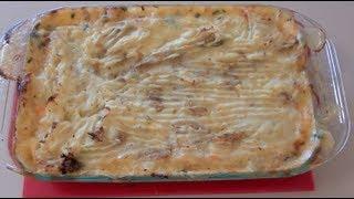 Seafood Potato Pie - Video Recipe