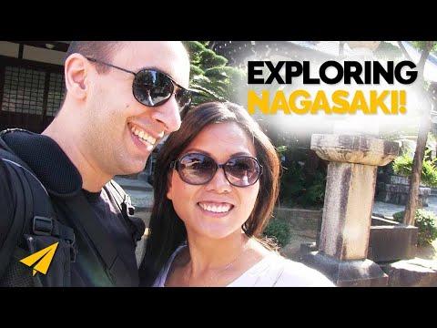 Evan's Asia Trip -  Day 9 -  Nagasaki