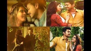 Mersal: Neethanae Song Lyrics Review Video  Vijay, Samantha  A R Rahman, Shreya Ghoshal  Atlee