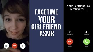 ASMR Facetime Your Girlfriend Roleplay (VERTICAL)