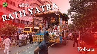 Jai Jagannath   48th ISKCON Kolkata Rath Yatra 2019   A Must Watch Video For The Jagannath Devotees