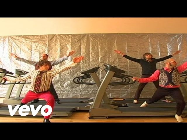 OK Go - Here It Goes Again (Official Music Video)