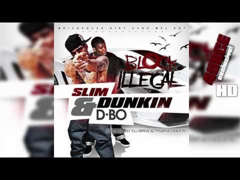 Bass Boost - (R.I.P Slim Dunkin) 100's Ft. (YC)