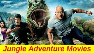 Top 10 Jungle Adventure Movies In Hindi 😀🔥