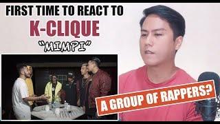 Download Lagu K-Clique – Mimpi (feat Alif) [Official Music Video]   REACTION mp3