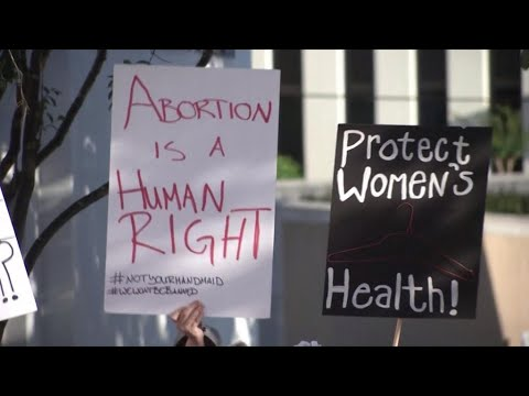 Fury over Alabama's new abortion laws
