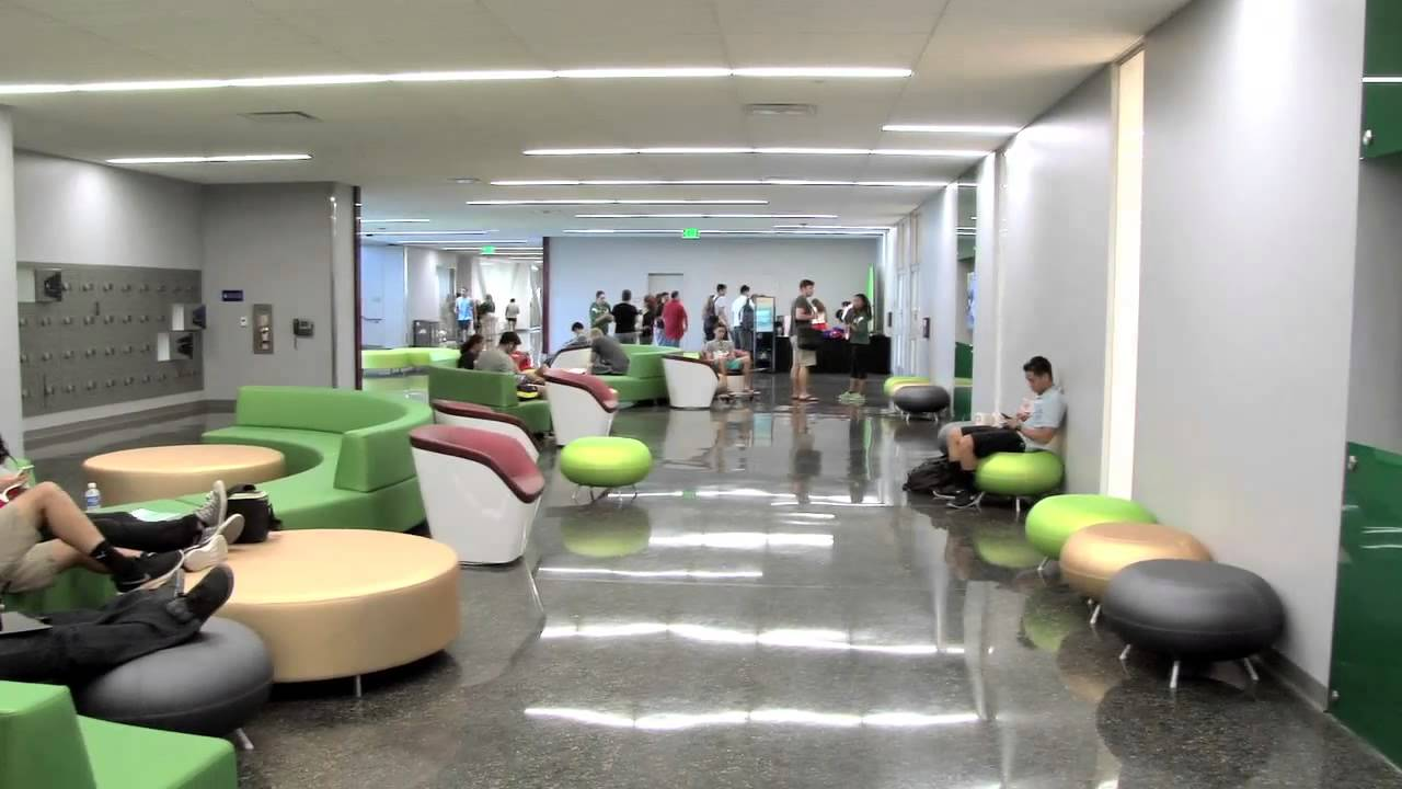 Recreation Center Tour Cal Poly Pomona Bric Grand Opening Lpa Youtube