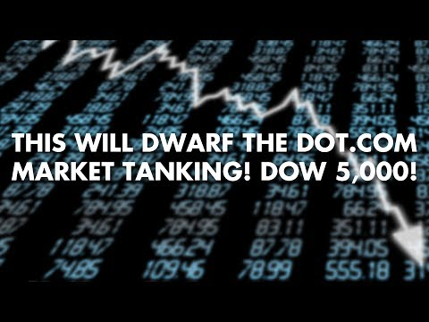 Charles Nenner: Our Systems Predict DOW DOWN 75%!