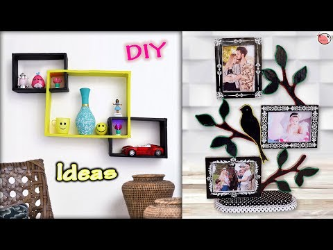 12 Very  Easy ... Best Out Of Waste Cardboard Ideas !!!